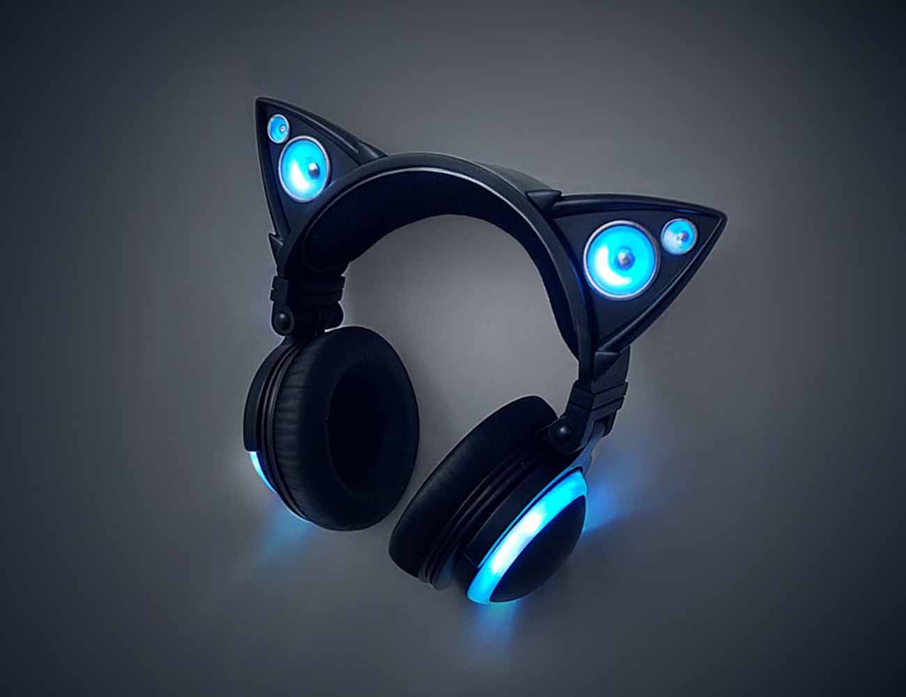 Axent+Wear+Cat+Ear+Headphones