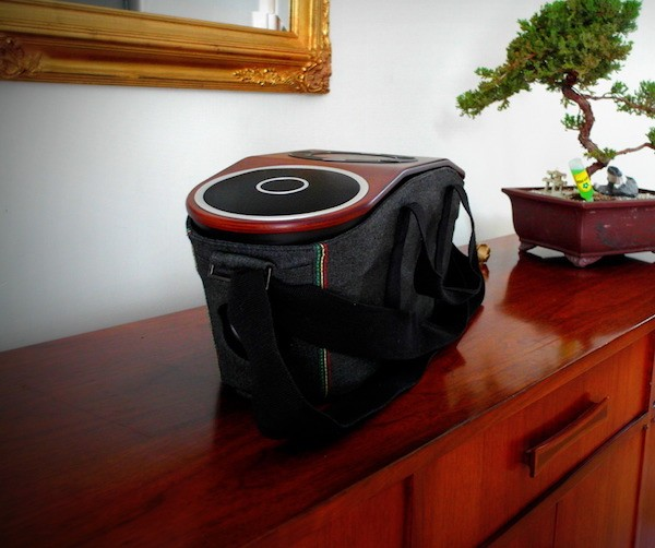 Bag of Riddim Audio System by House of Marley