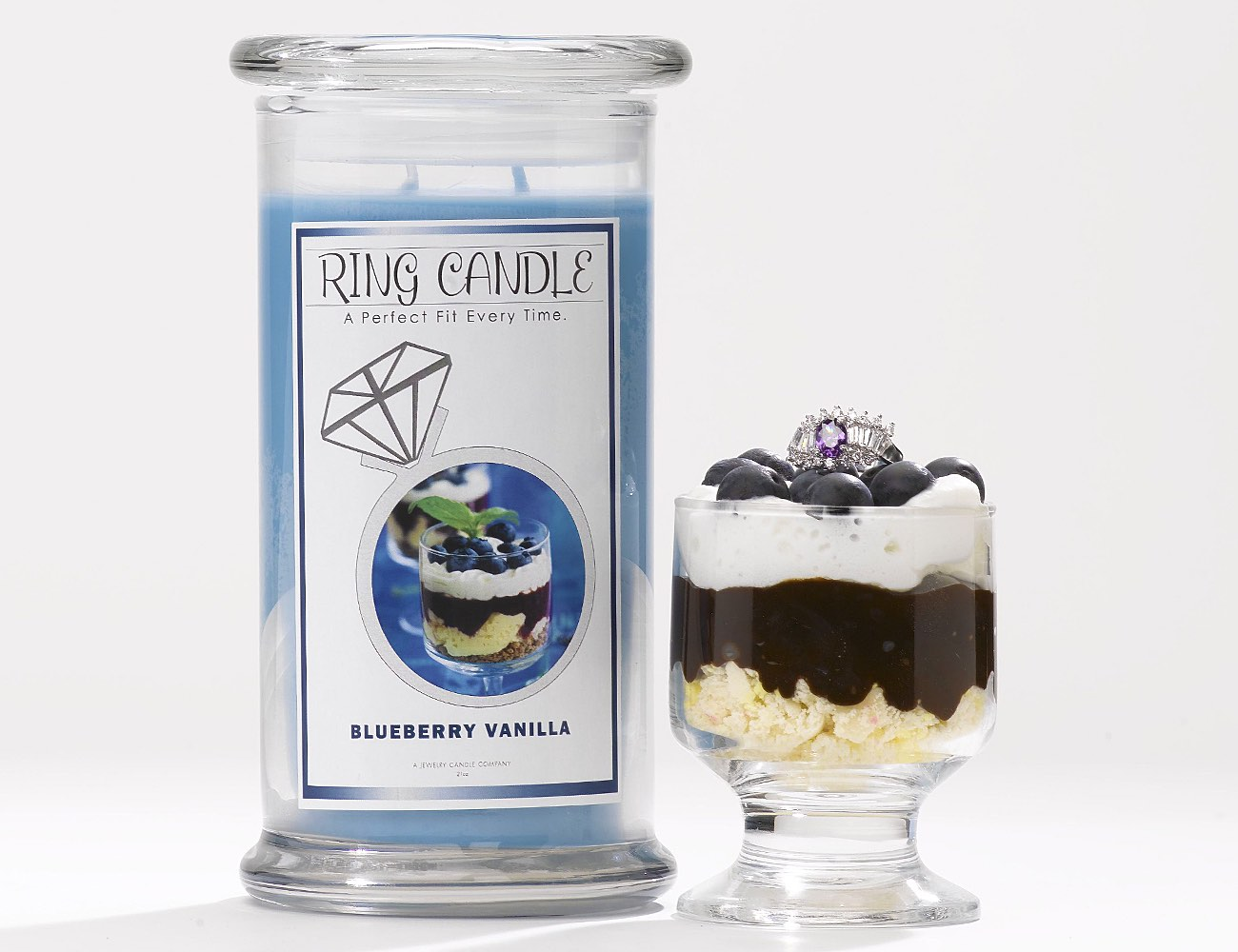 Be My Valentine Jewelry Candle – A Hidden Jewel Inside Every Candle!