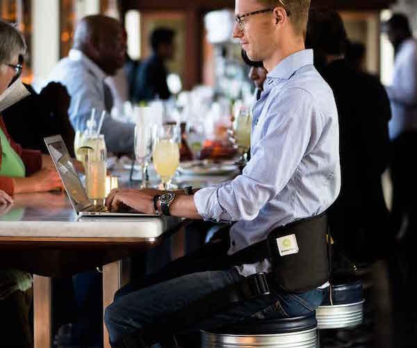 BetterBack Perfect Posture Back Support Belt