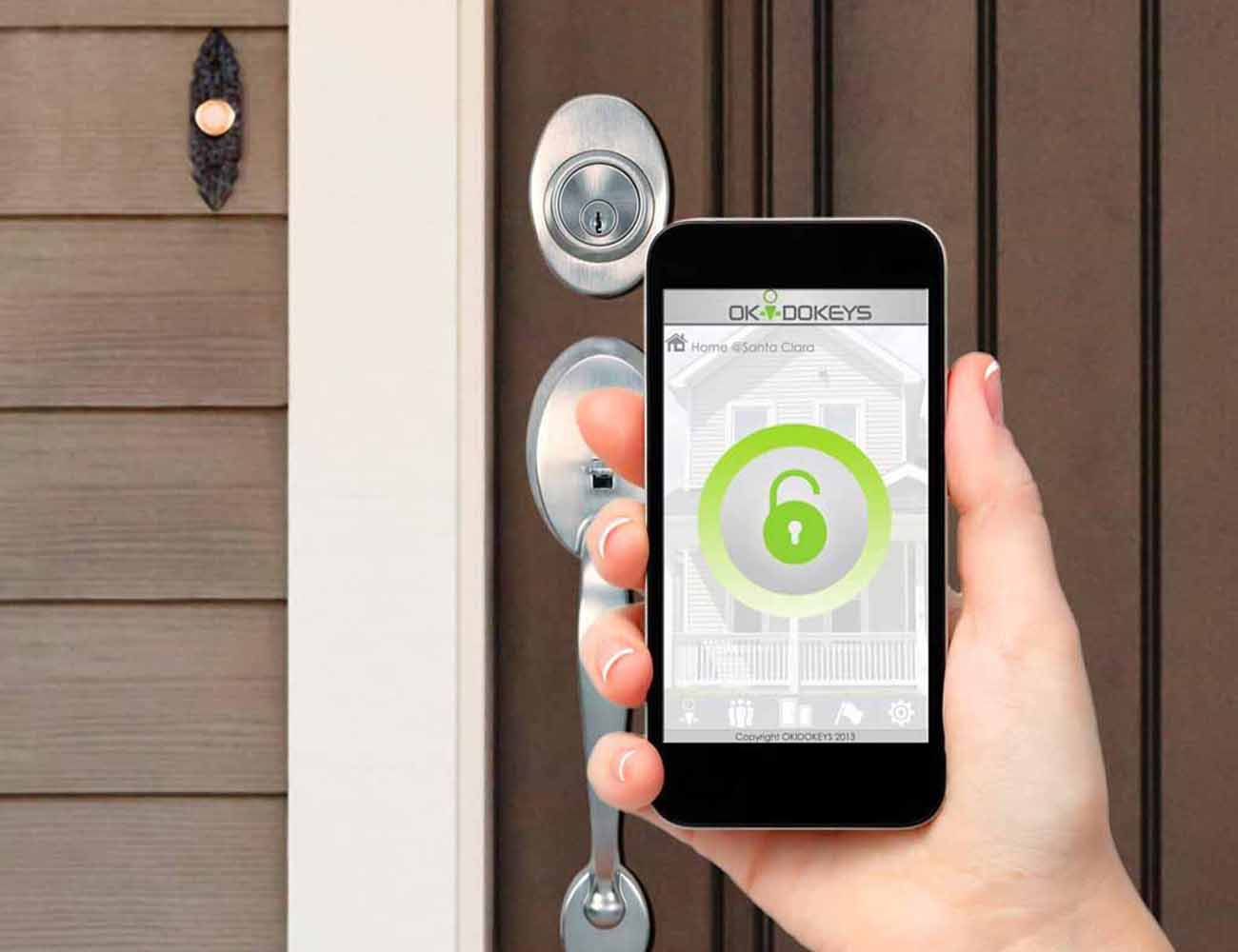 "<em class=""algolia-search-highlight"">Bluetooth</em> Enabled Smart Lock by Okidokeys"