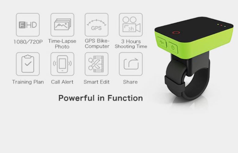 Camile – Camera & GPS for Cycling & More