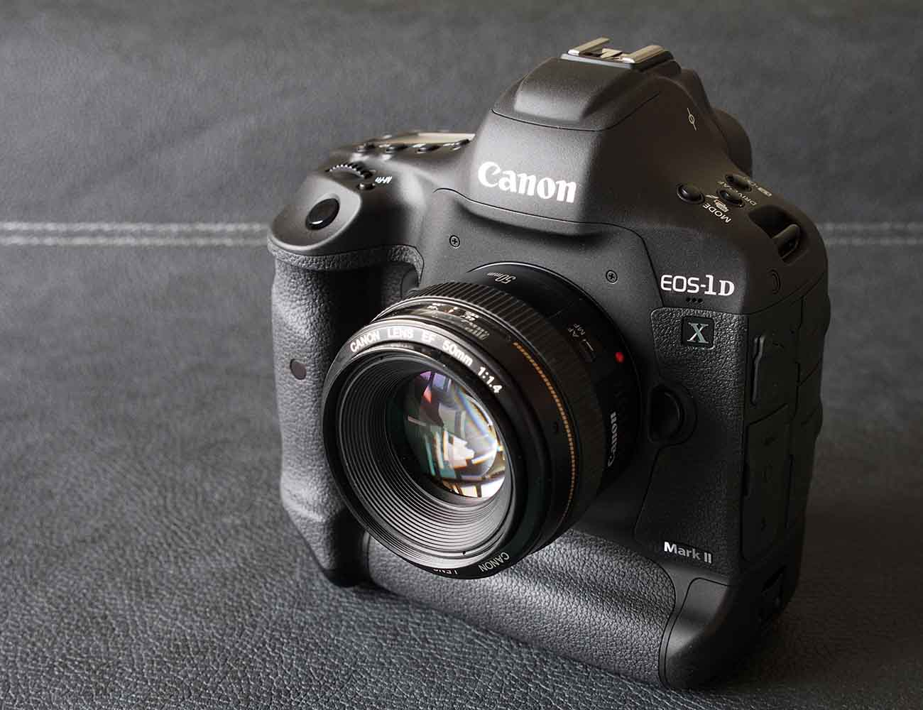 Canon EOS-1D Mark II DSLR with 4K Video