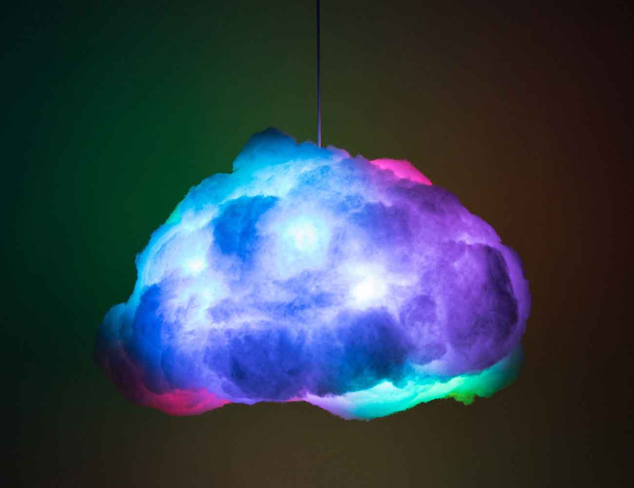 Cloud Shade RGB by Richard Clarkson