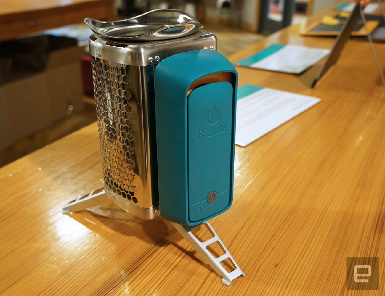 CookStove USB Stove by BioLite