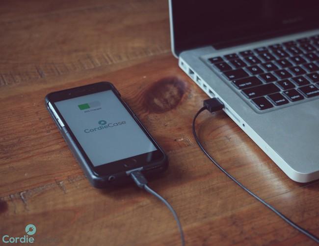 CordieCase – The Most Convenient Charging Case