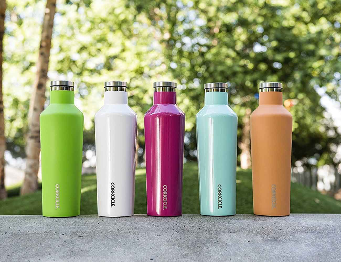 Corkcicle Canteen – The Triple Layered Thermos