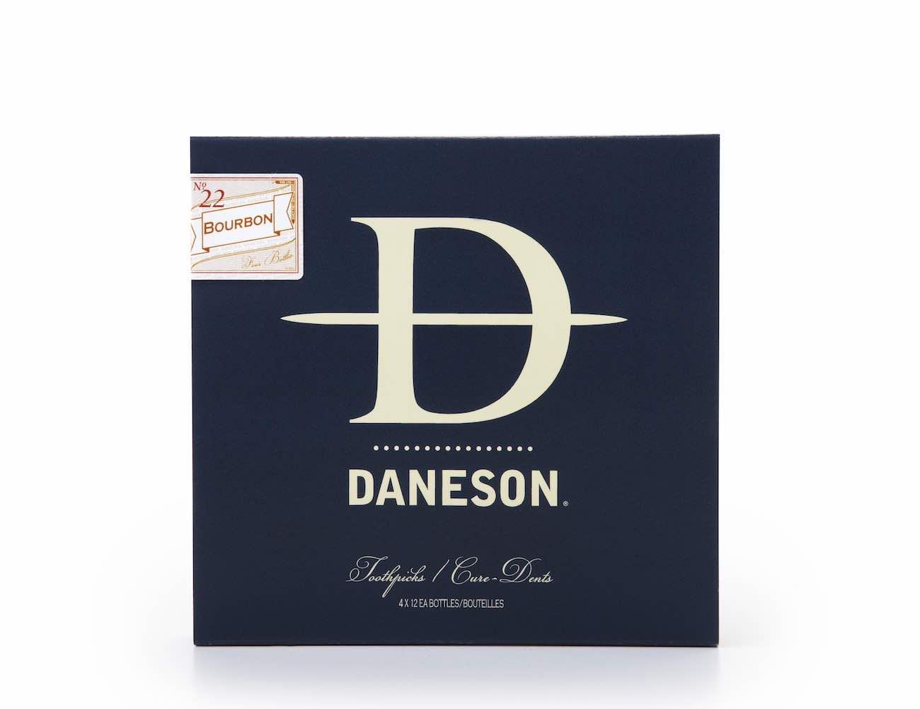 Daneson Bourbon No.22 Toothpicks