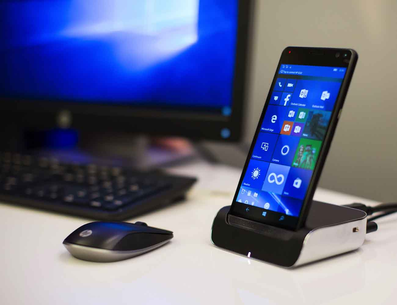 Elite X3 by HP – Windows 10 Brought to Mobile Computing