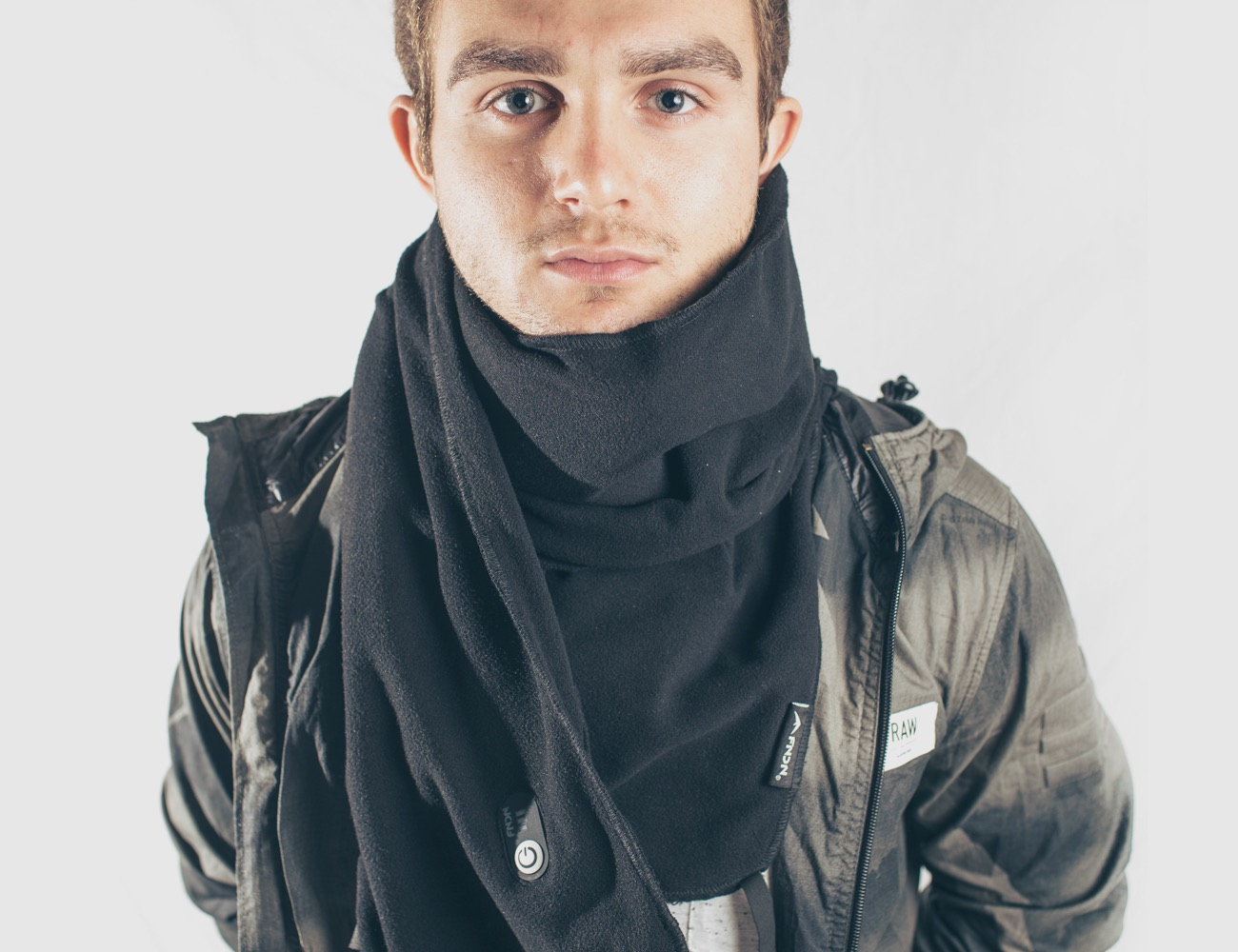 FNDN Heated Scarf