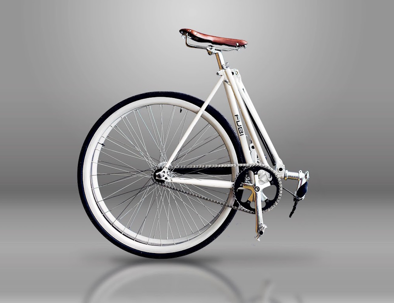 FUBi Fixie – Transform Your Bike Into A Folding Bike