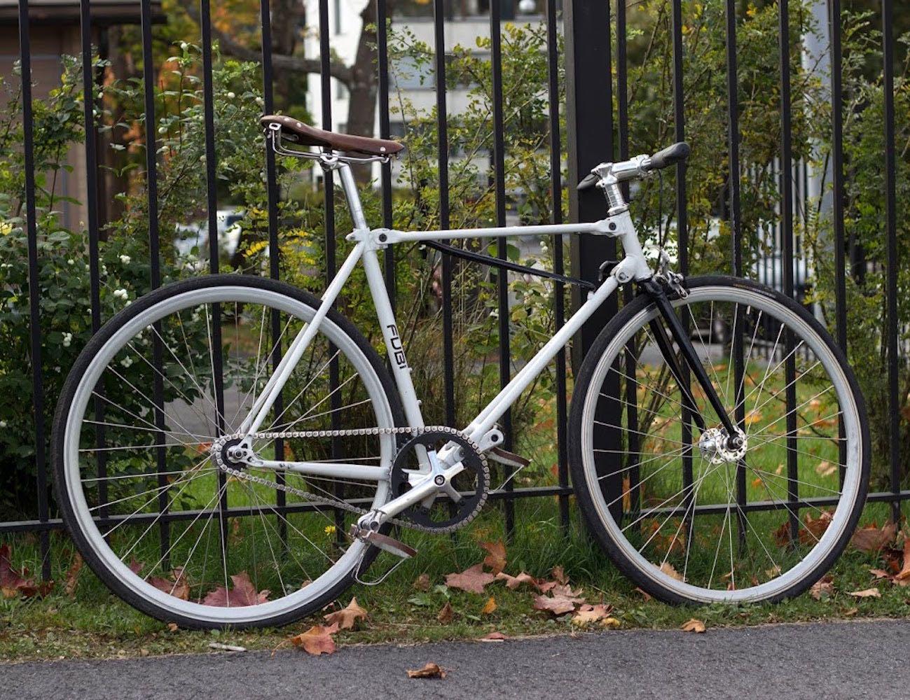 FUBi Fixie – Transform Your Bike Into A Folding Bike