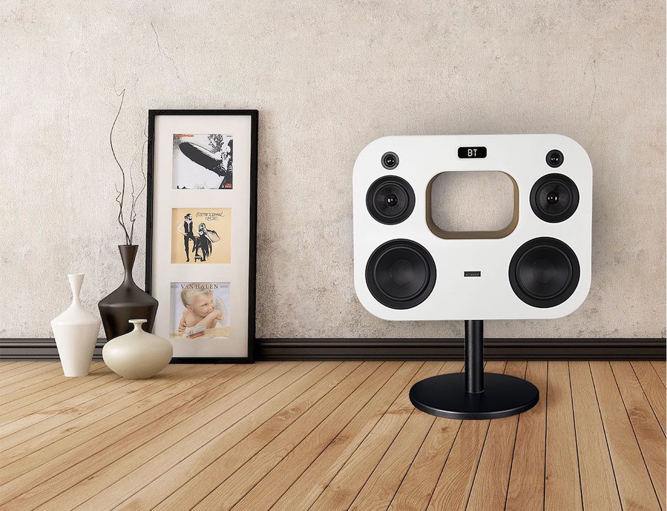 Fluance Fi70 Wireless Hi-Fi Music System