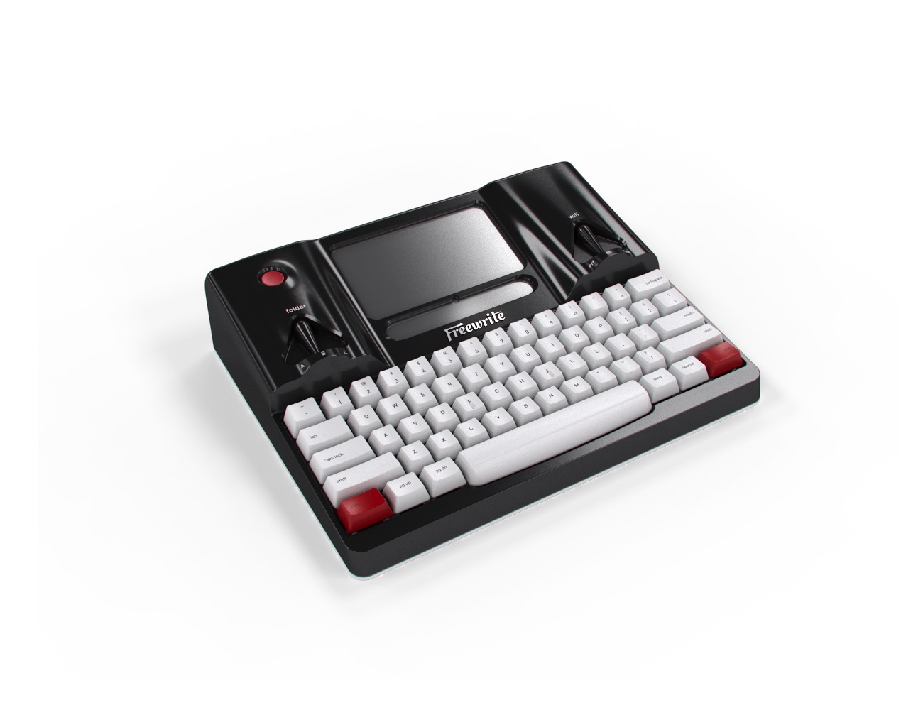 Freewrite – The World's First Smart Typewriter