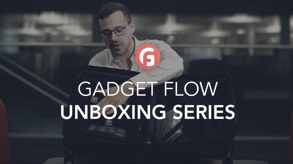 Gadget Flow unboxing Series