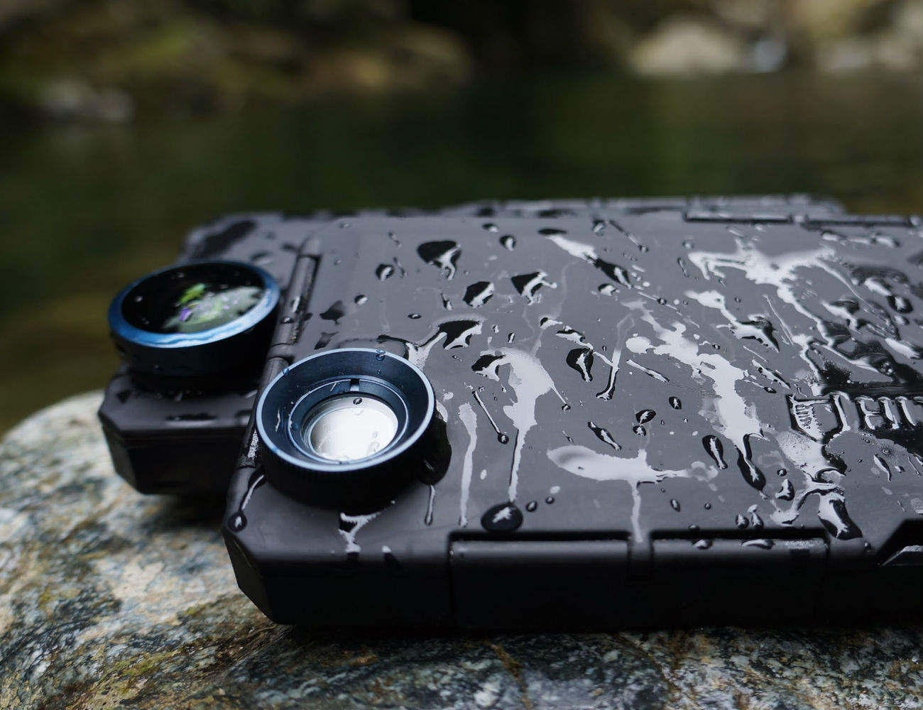 HITCASE PRO Waterproof Case Bundle for iPhone 6/S