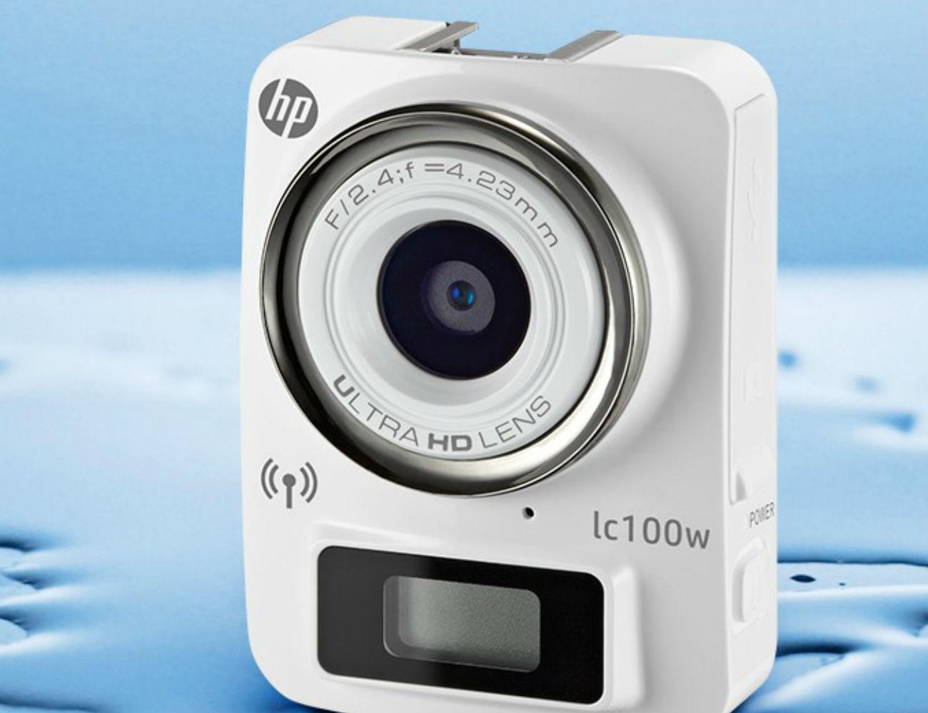 HP Life Cam 4K Camera Kit
