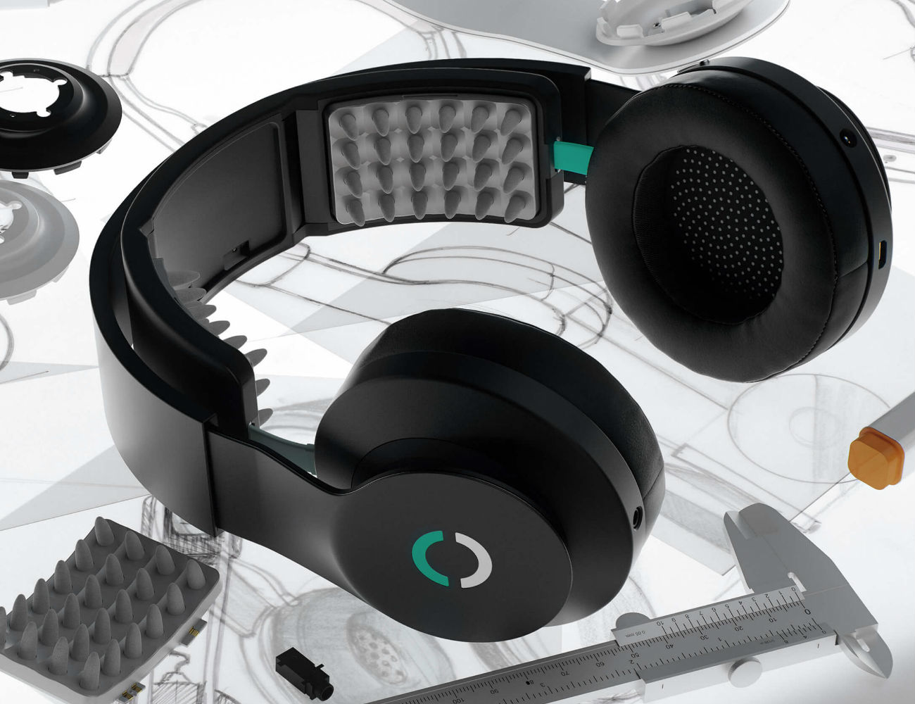 Halo Sport Neurotechnology Headset