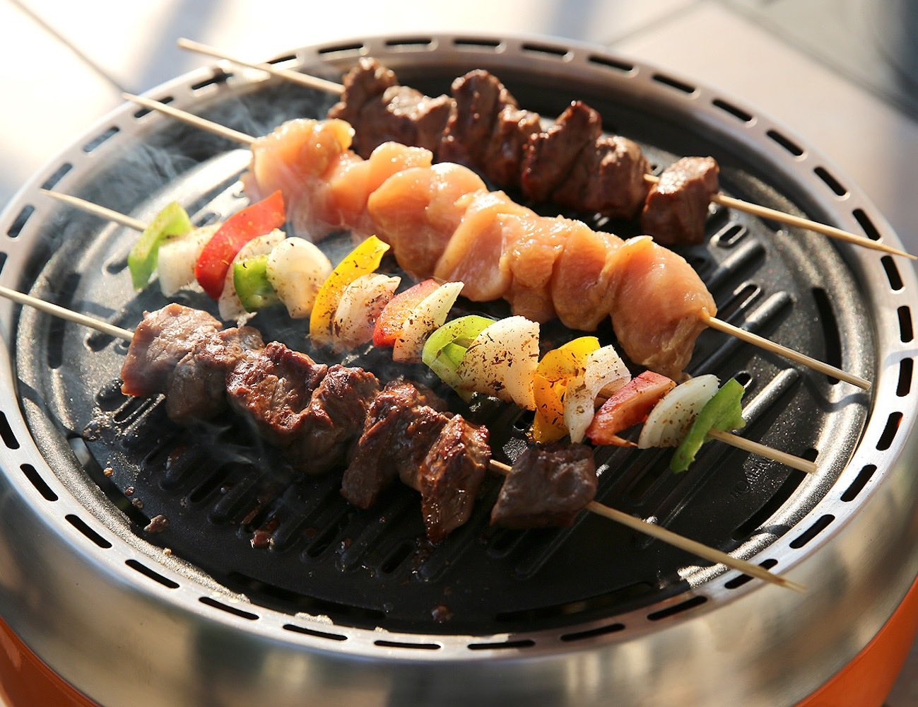 Homping Grill – Ultimate Portable Charcoal BBQ Grill
