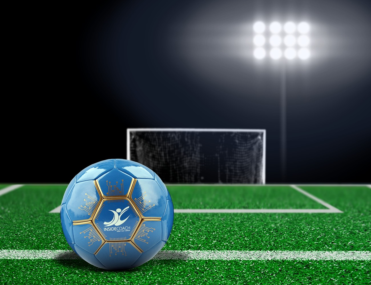 InsideCoach – Connected Smart Soccer Ball