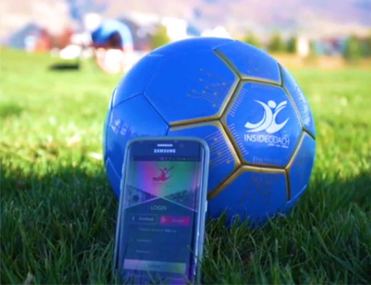InsideCoach – Connected Smart Soccer Ball