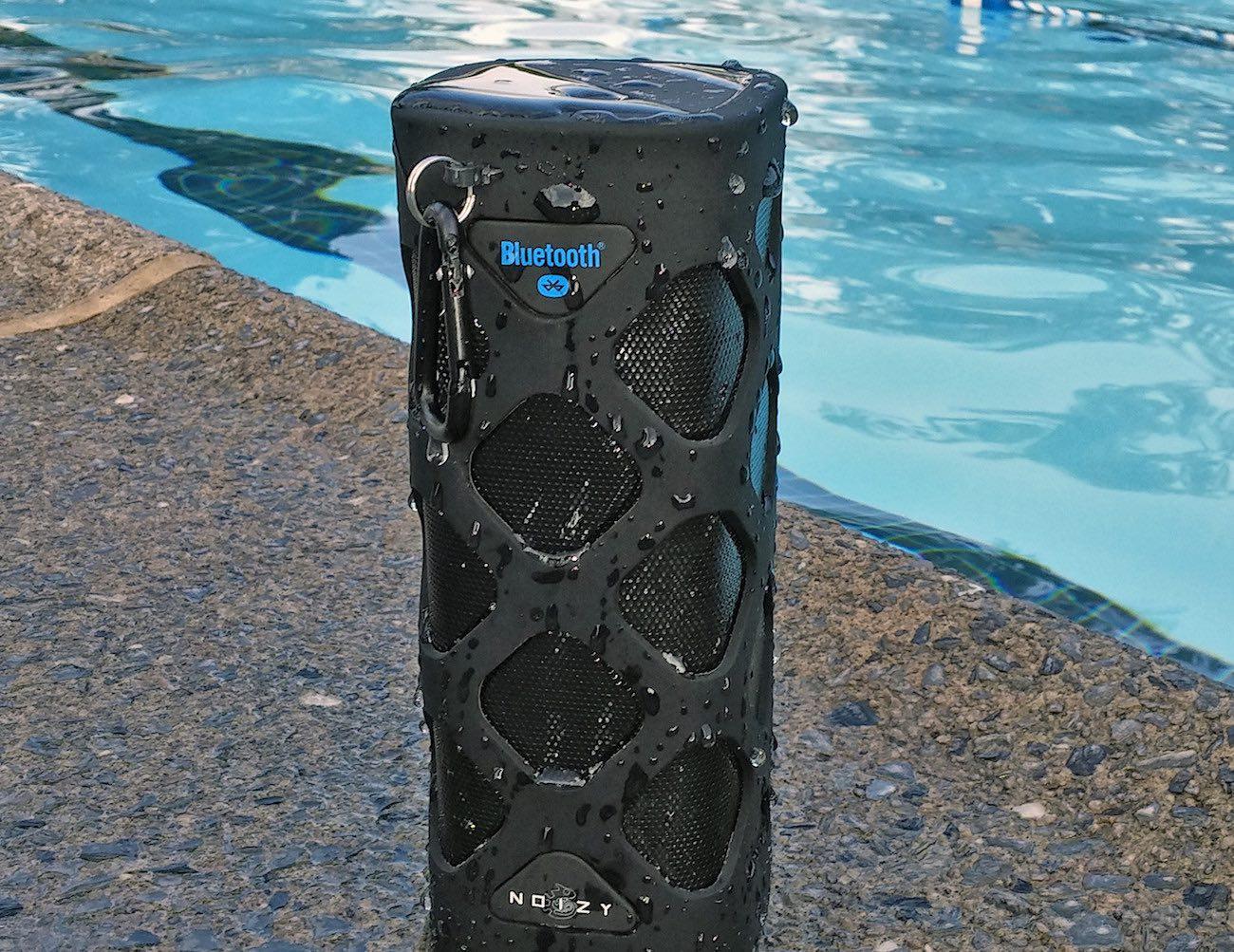 Kameleon Series Bluetooth Black Speaker by NOIZY BRANDS