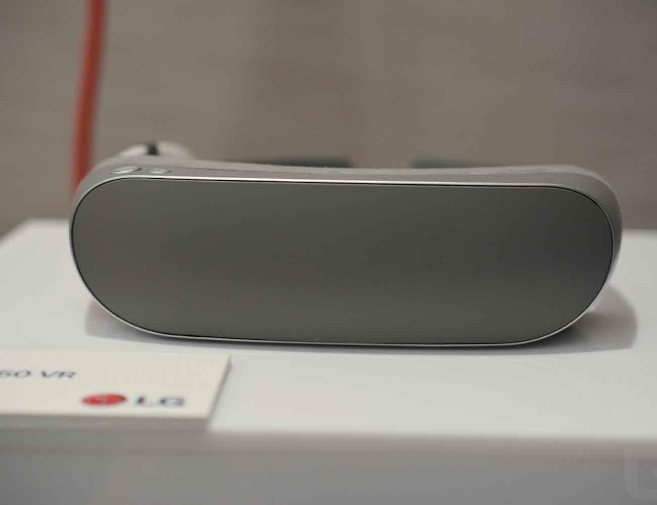 LG 360 VR – Mobile Virtual Reality Just Like Reading Glasses