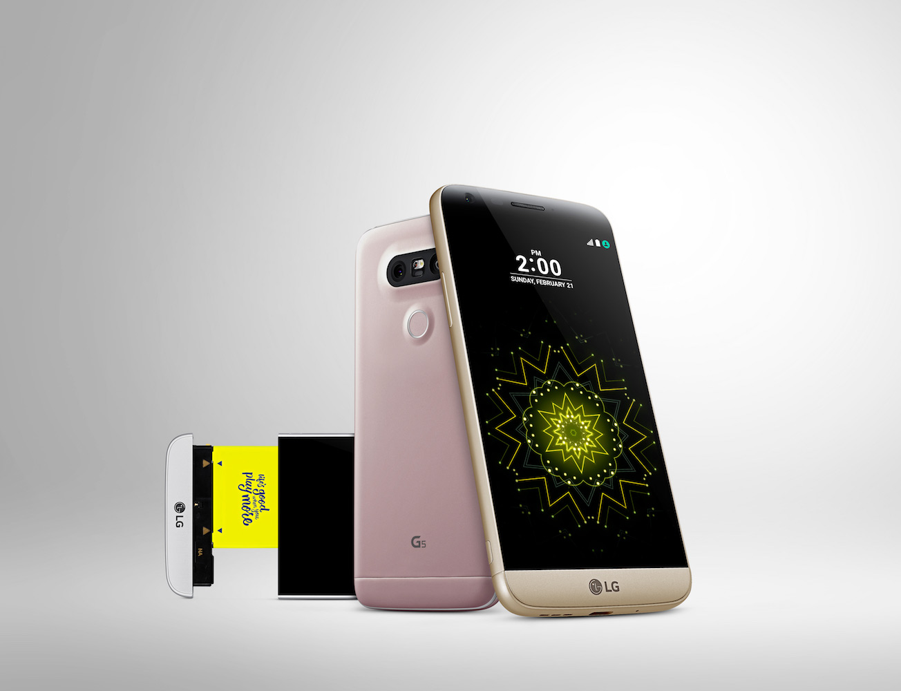 LG G5 – World's First Modular Android Phone