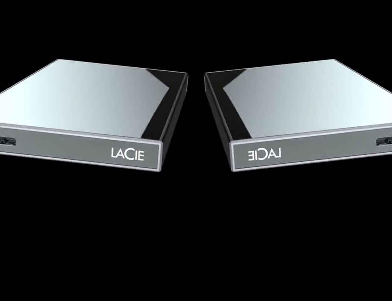 LaCie Mirror 1TB Hard Drive
