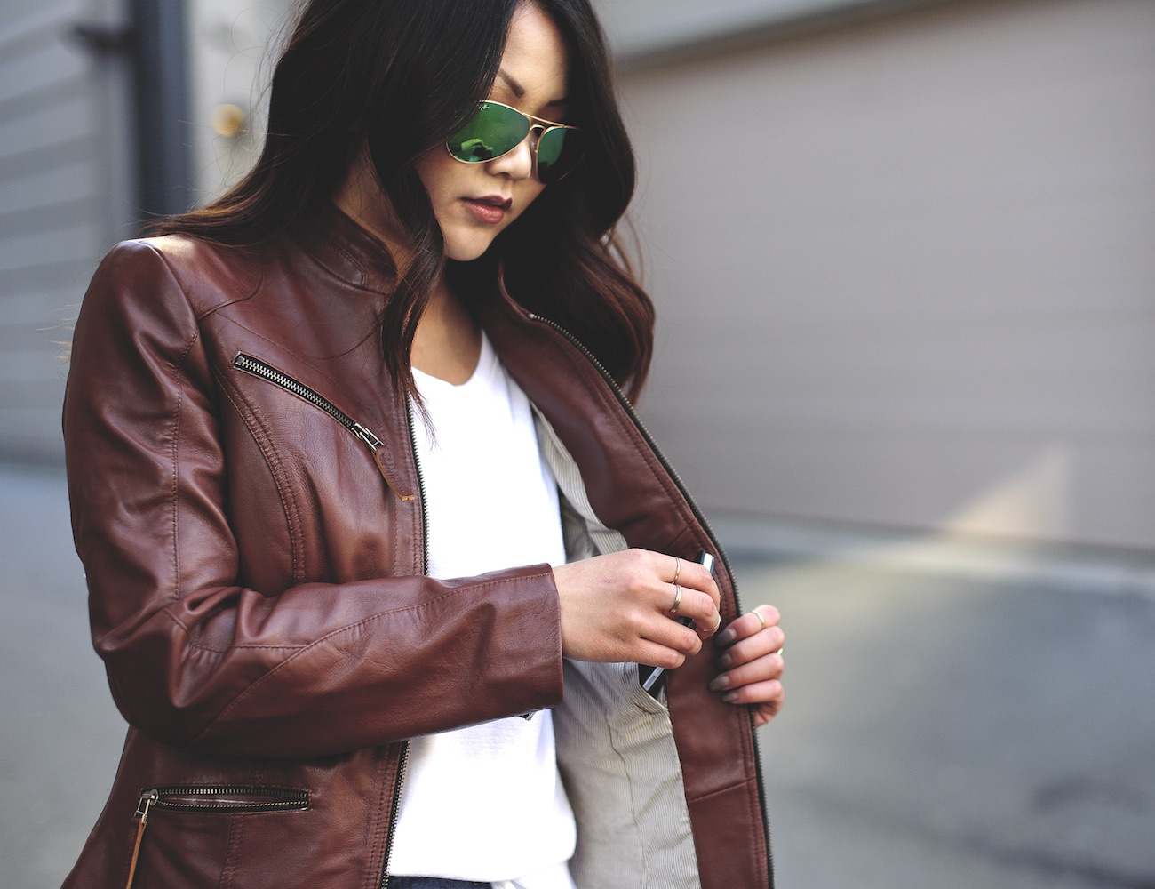 The Leather Jacket You Have Been Waiting For