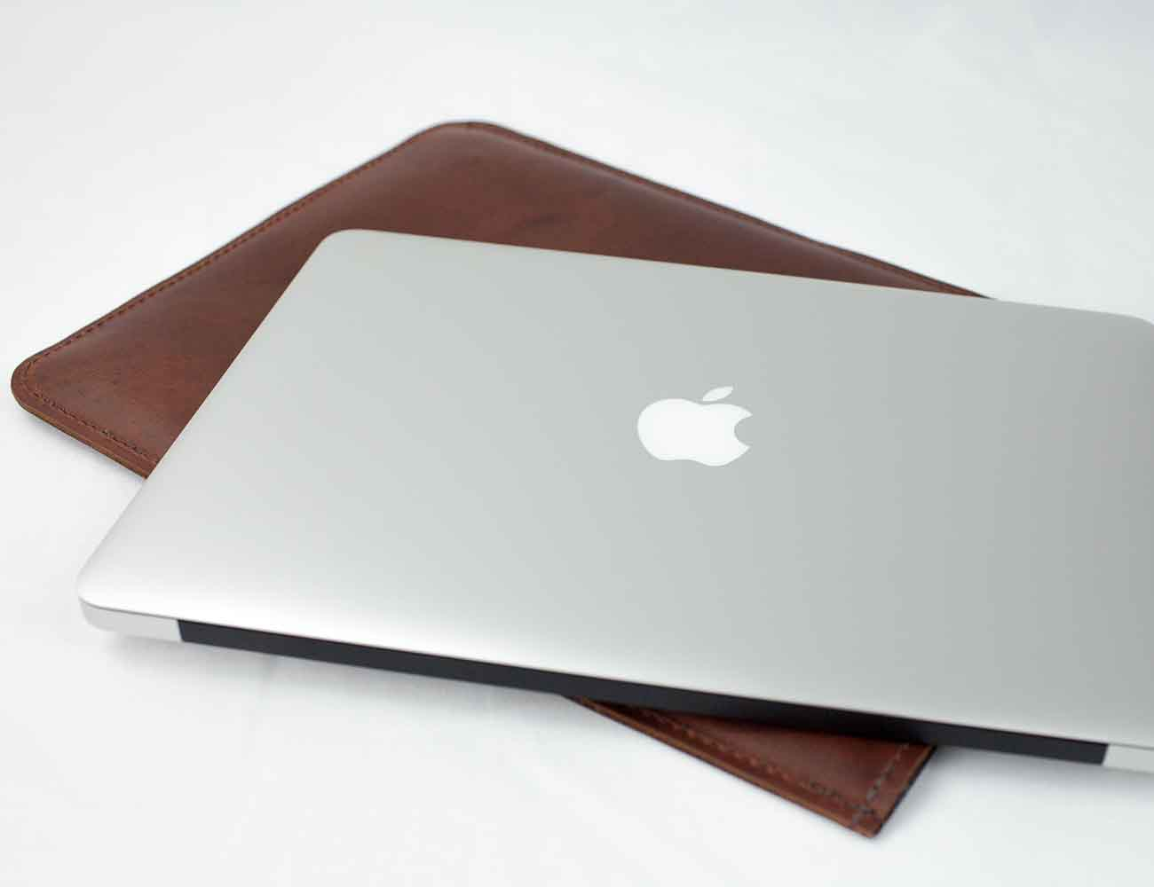 Leather+MacBook+Air+Sleeve+By+MintCases