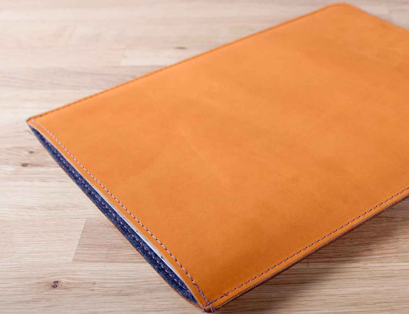 Brand-new Leather MacBook Air Sleeve by MintCases » Gadget Flow YH94