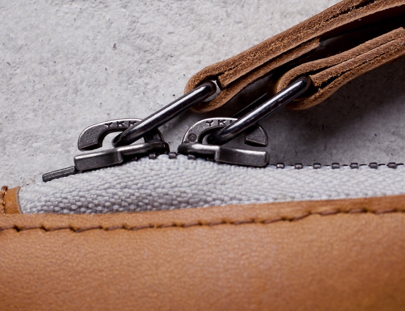 Leather MacBook Folio Sleeve by Mujjo