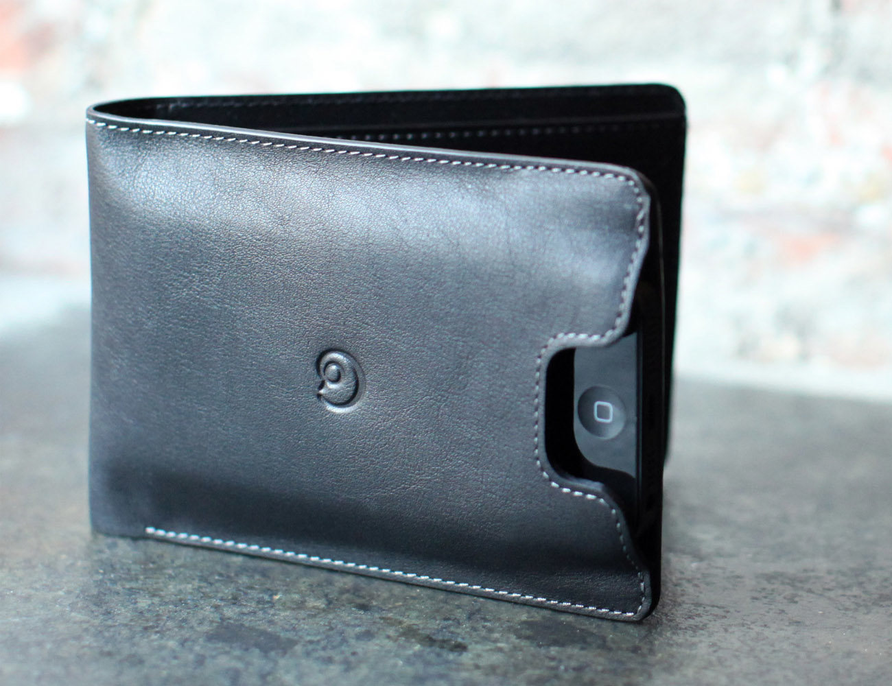 Leather Wallet and iPhone Case by Danny P.