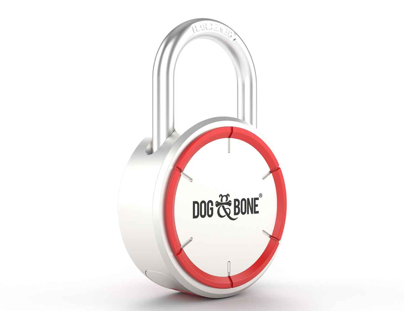 LockSmart Bluetooth Padlock by Dog & Bone