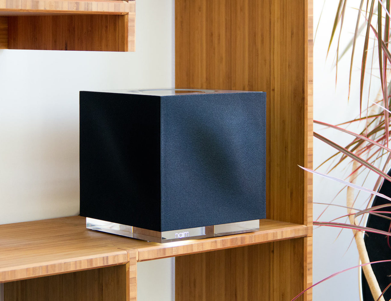Mu-so Qb Wireless Music System by Naim Audio