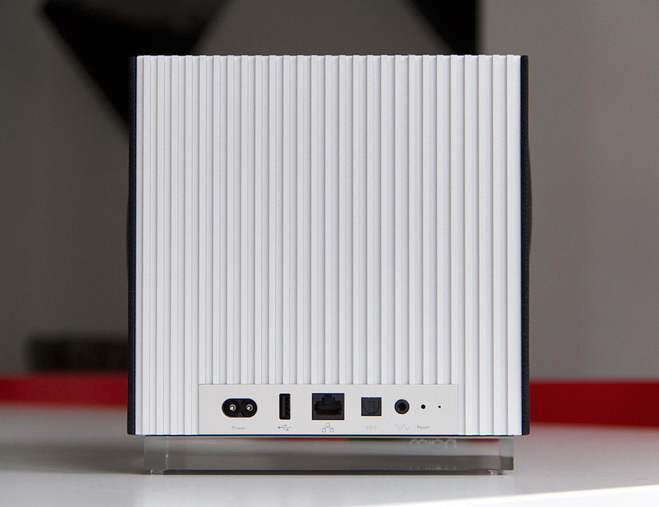 Mu-so Qb Wireless Music System by Naim Audio