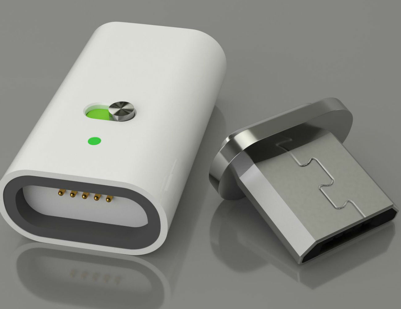 MuConnect Fast Charging Connector