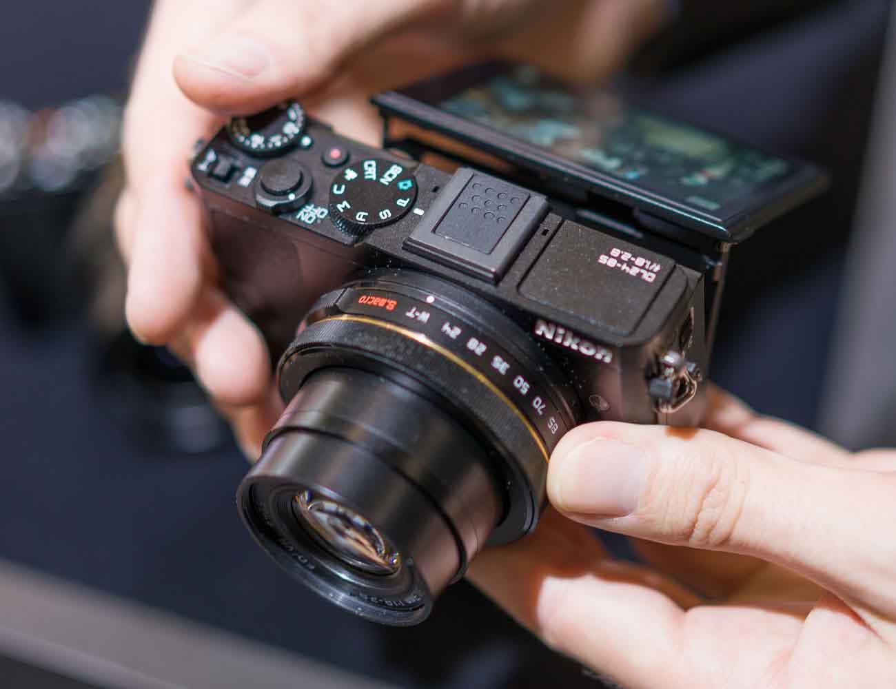 Nikon+DL+Compact+Camera+Series