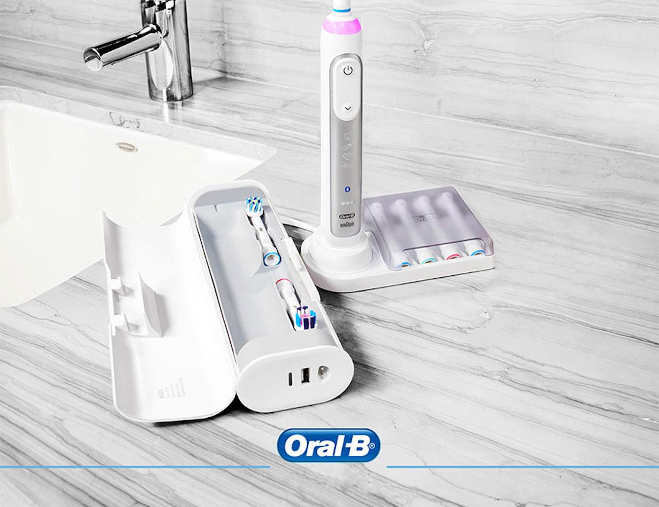 Oral-B Genius Smart Toothbrush
