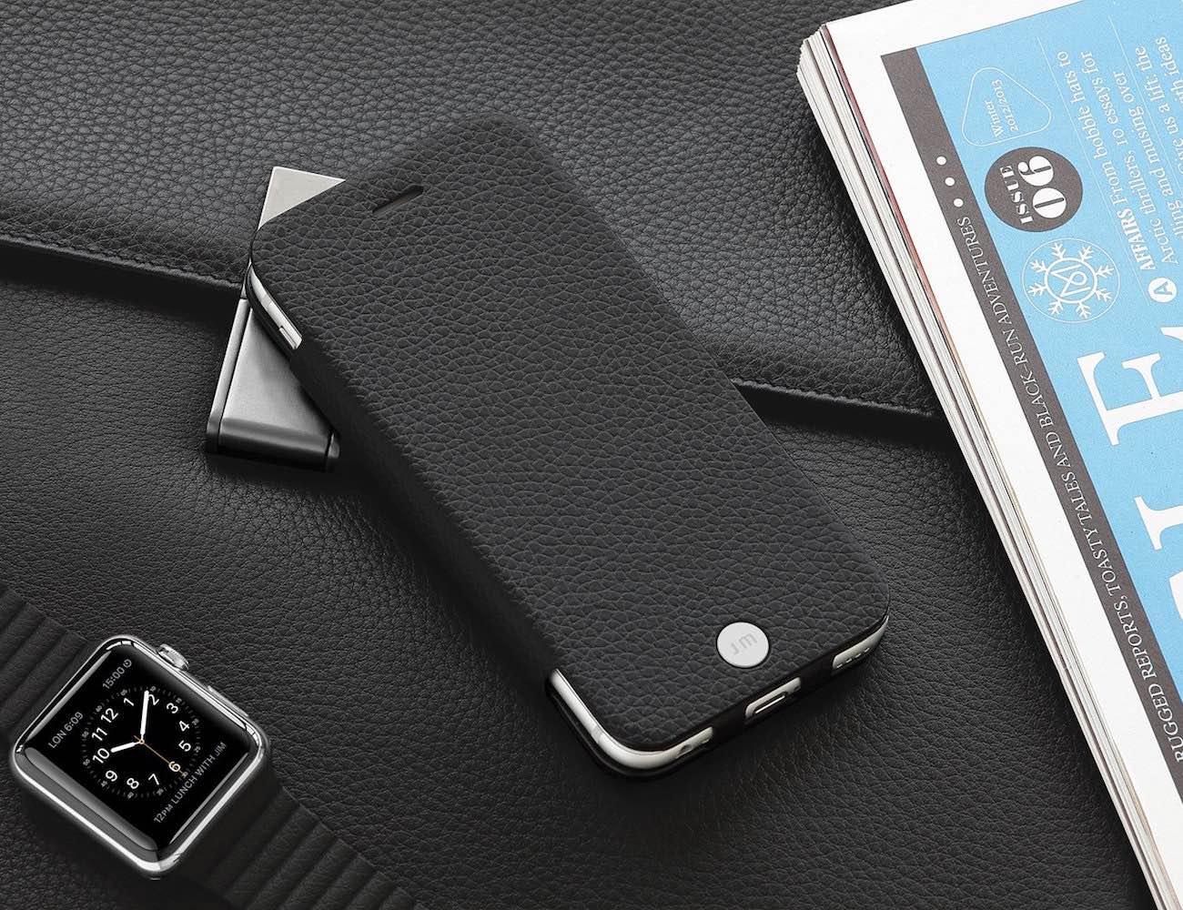 Quattro Folio iPhone Case by Just Mobile