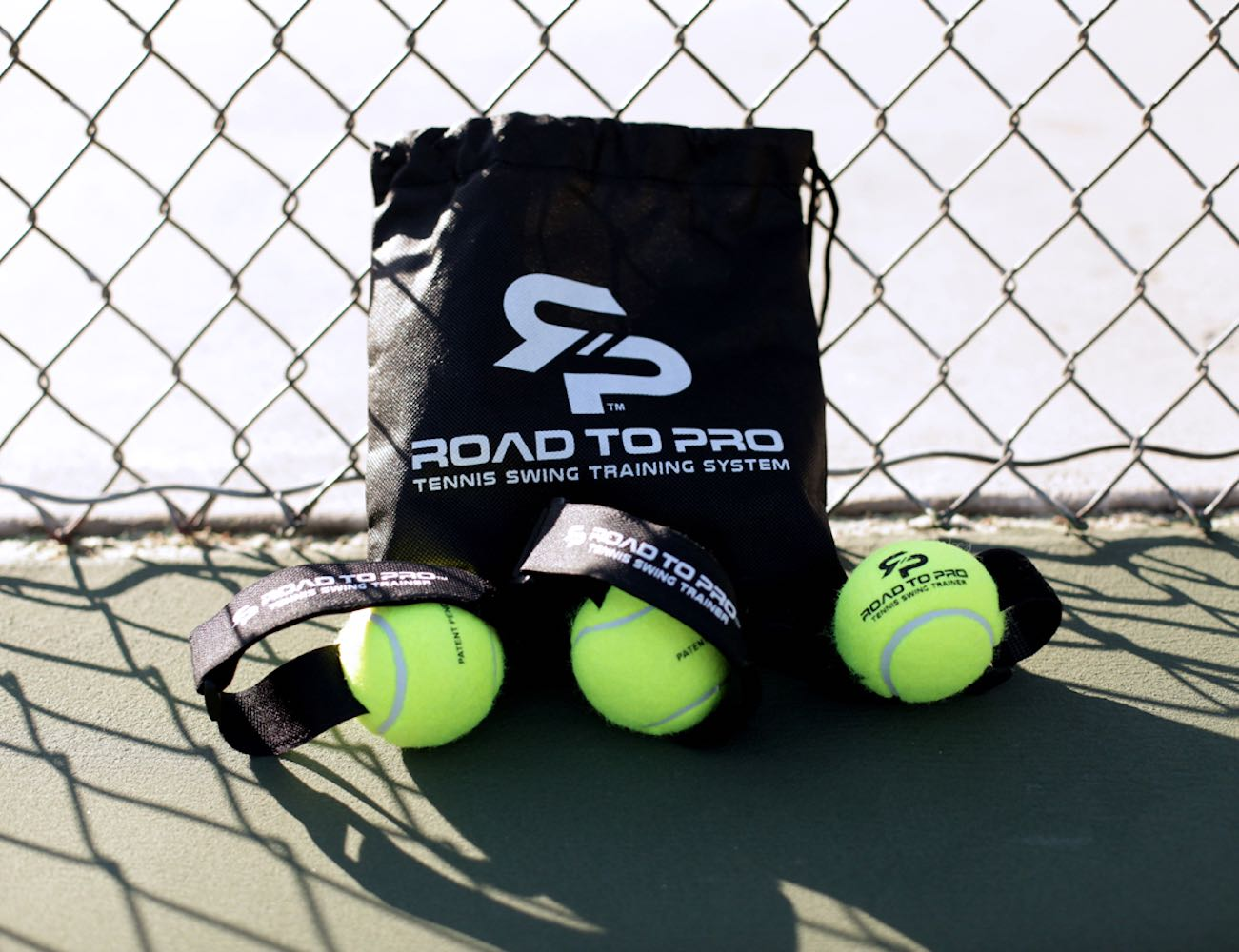 Road to Pro – Tennis Swing Training System