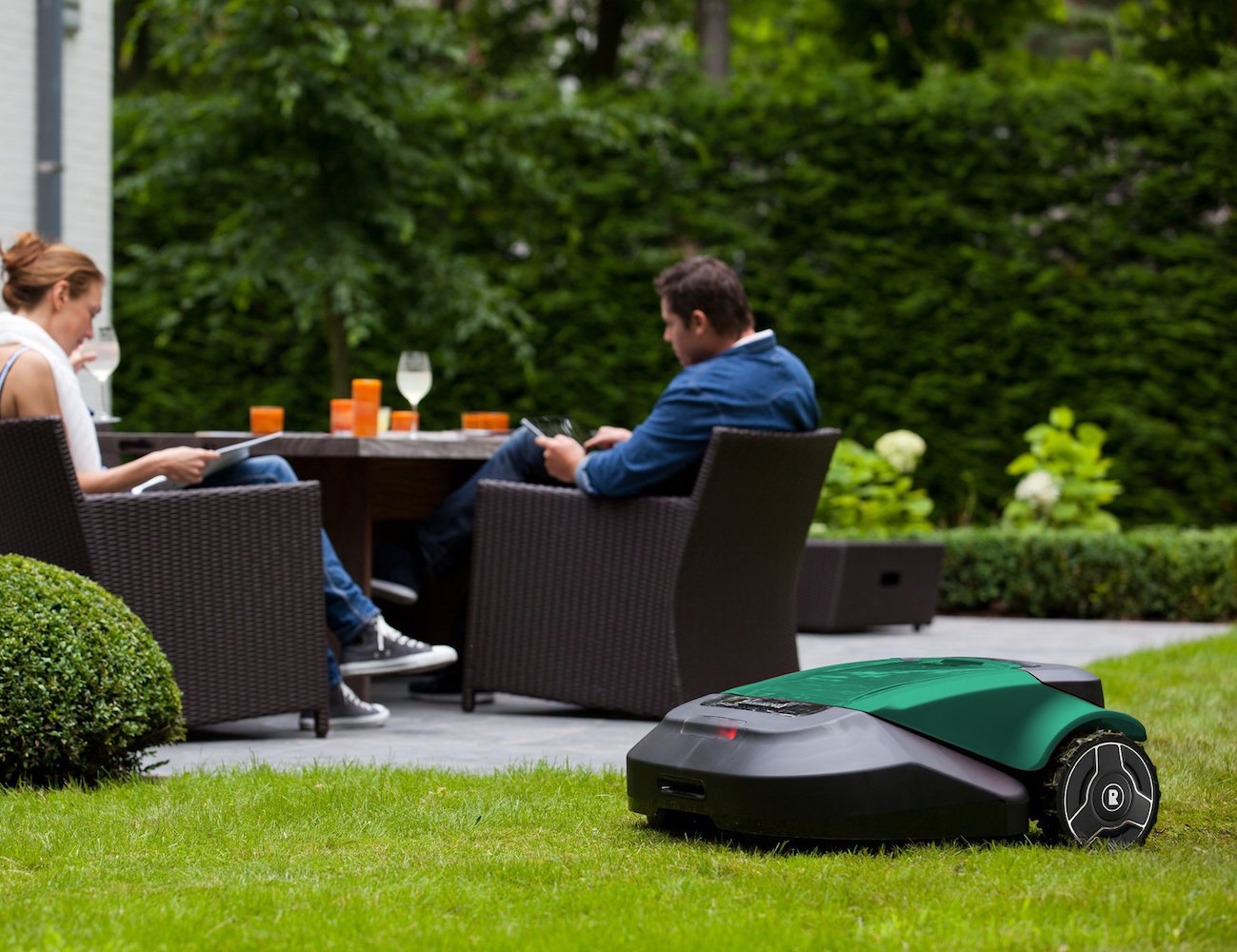 Robomow Robotic Lawn Mower
