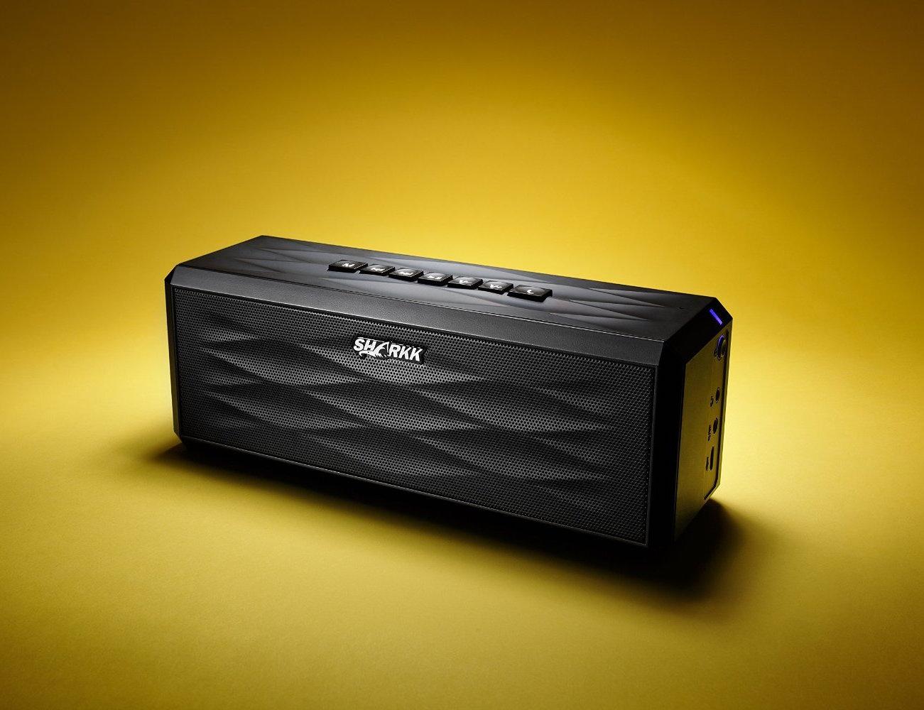 SHARKK Boombox Portable Bluetooth Speaker