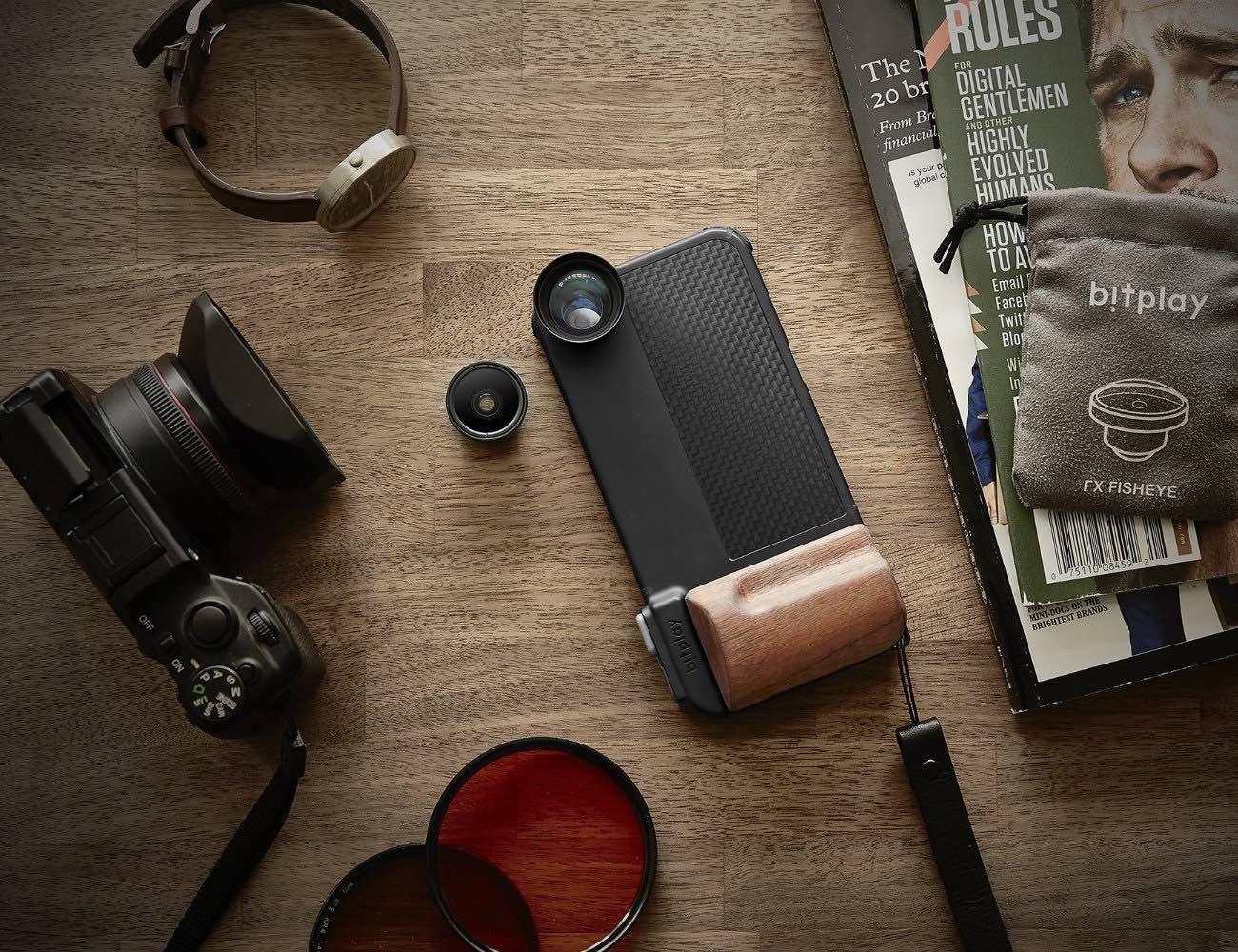 SNAP! PRO Camera Case Kit by bitplay