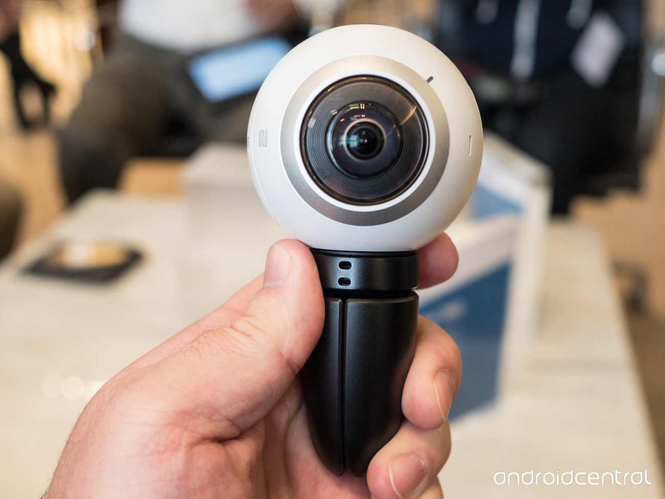 Samsung Gear 360 Dual Lens Camera