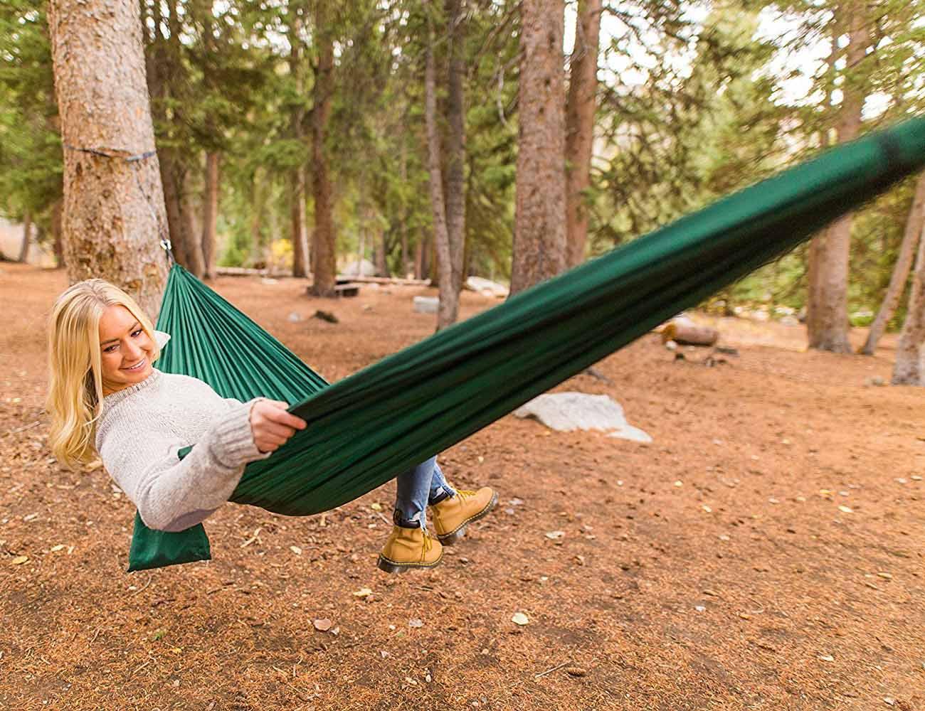 Scout Camping Hammock by Ultimate Hammocks