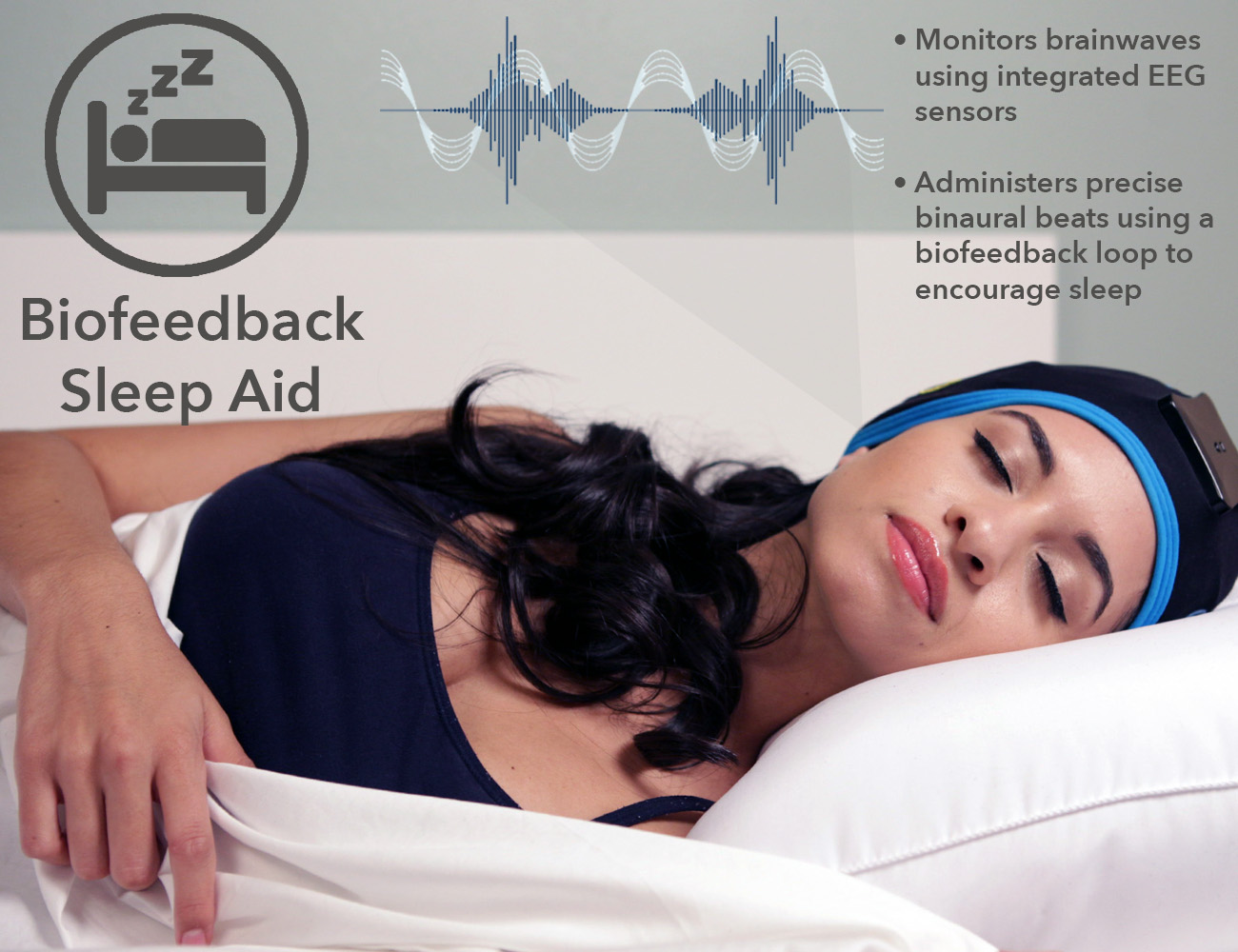 Sleep Shepherd Blue – A Tracker That Helps You Sleep