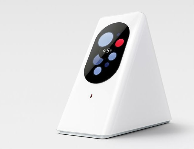 Starry Station – The Ambient Touchscreen Wi-Fi Station
