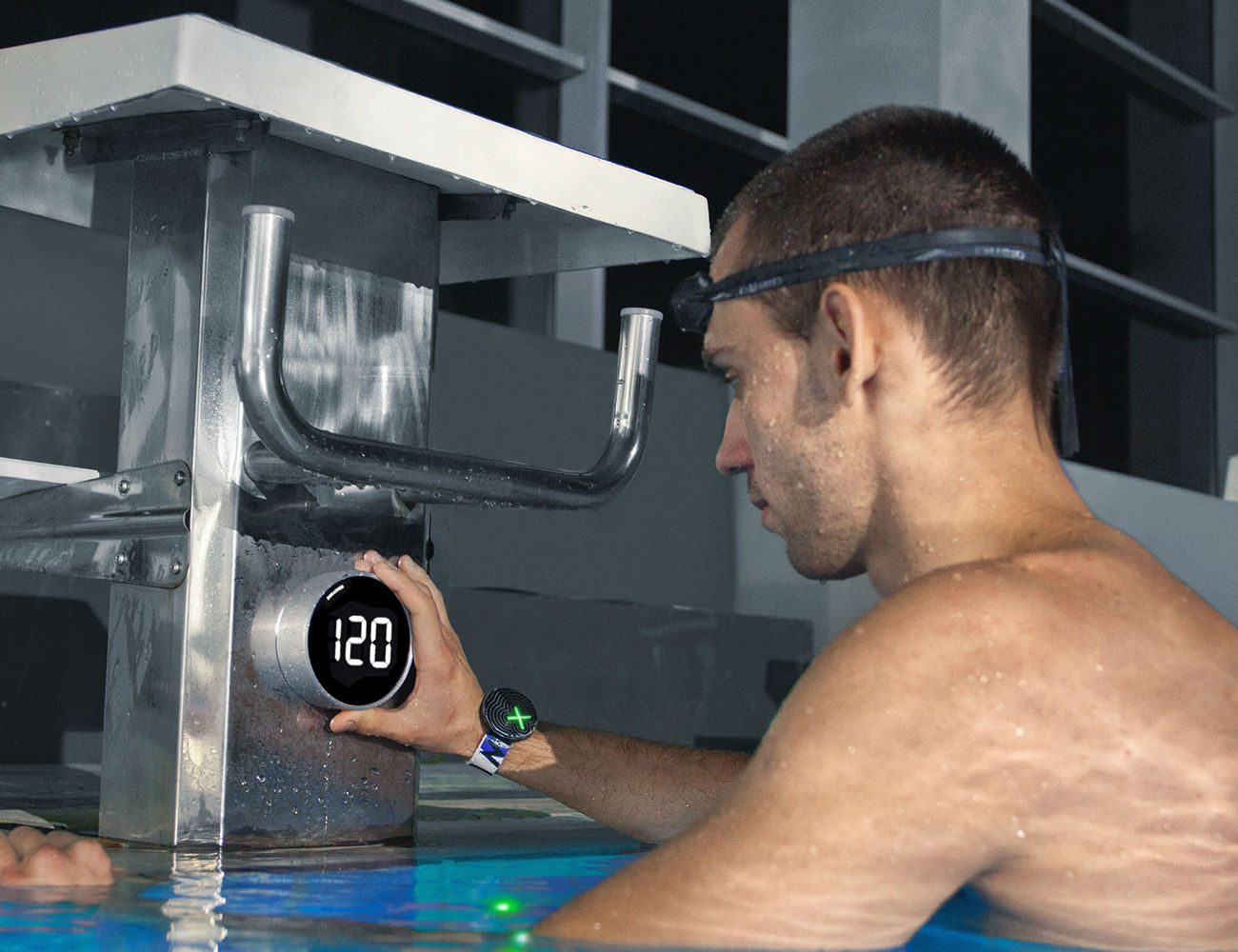 Swimmerix – The Super Accurate Swim Tracker